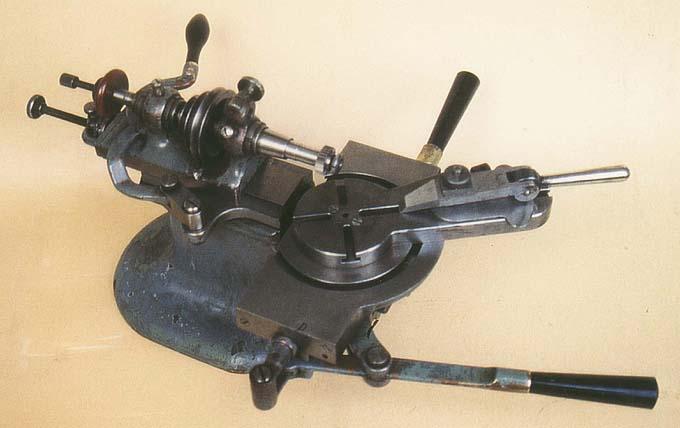 dixie machine tools